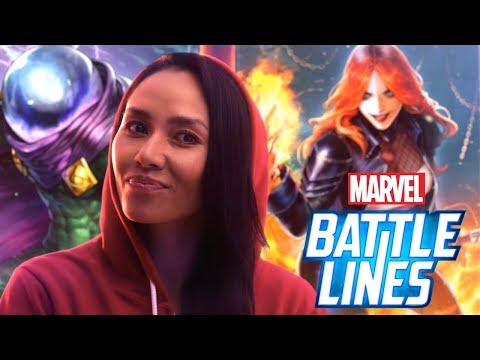 Preview: Can 'Marvel Battle Lines' Be the Next 'Hearthstone