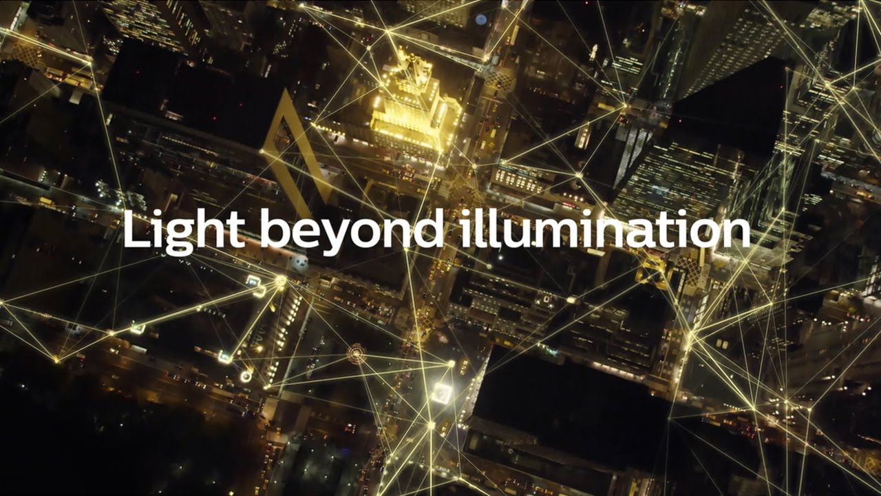 Philips Lighting company positioning video 2016  Light ...