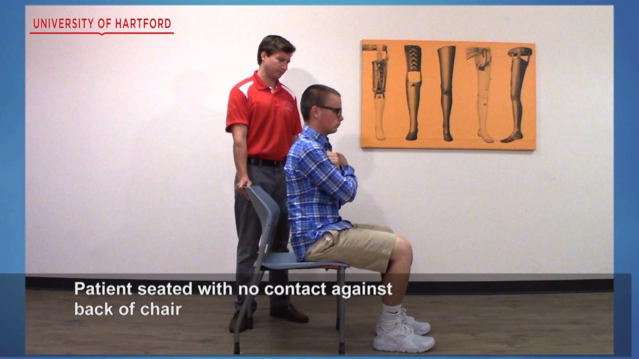 Five Time Sit to Stand Test (FTSST)