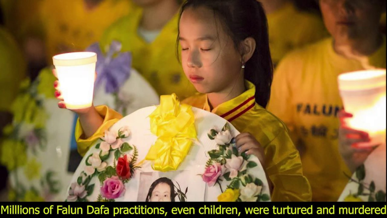 Why is the Chinese government persecuting Falun Gong