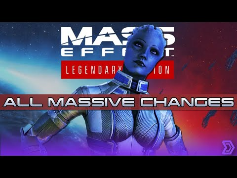 Mass Effect Legendary Edition – All The MASSIVE Changes You Need To Know