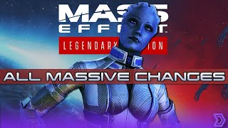 Mass Effect Legendary Edition - All The MASSIVE Changes You Need To Know