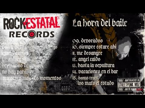 Kaos Urbano - La Hora del Baile (Disco Completo Oficial)