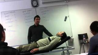 Examination of the Unconcious patient ,GCS and Neuro