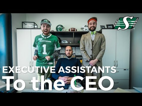 Saskatchewan Roughriders CEO's Executive Assistants