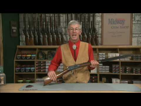 The Winchester Model 1894 Lever Action Rifle