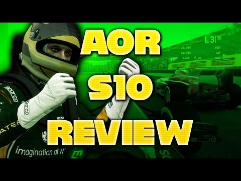 F1 2013: AOR Season 10 Championship - Season Review