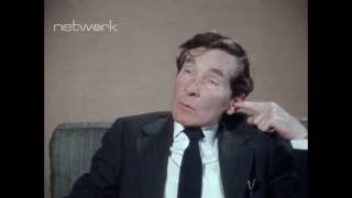 Kenneth Williams: Rare Interview Footage