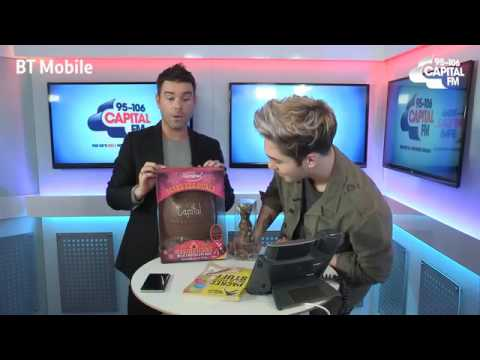 George & David BT Ultimate Order Challenge | Capital FM