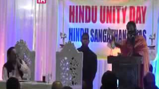 Baba Ramdev addressing Hindi unity day 2013 at new york USA   YouTube