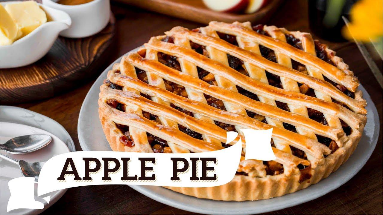 Hướng Dẫn Cách làm Bánh Apple Pie ( Bánh Táo ) Ngon Ngất Ngây | Hướng Nghiệp Á Âu
