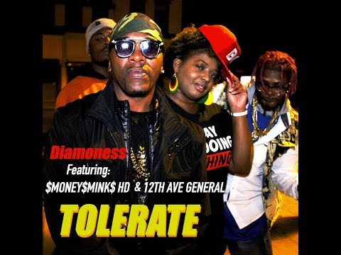 TOLERATE - The Official Music Video By Diamoness from YouTube · Duration:  4 minutes 36 seconds