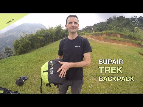 Supair TREK Backpack Review