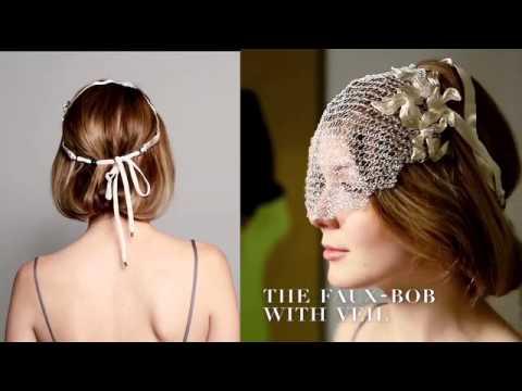 Colette Malouf style video - HEADBANDS 5 WAYS - YouTube ecac8476fbd