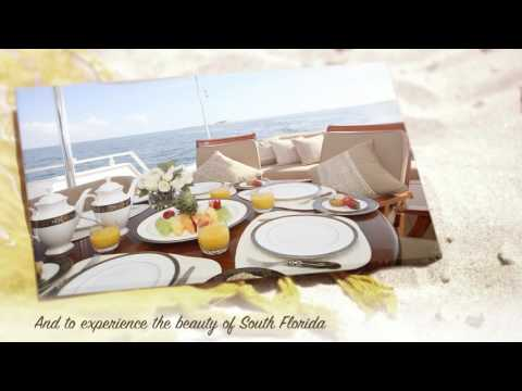 Party Boat Rentals in Miami, FL l Tikki Beach Charter Corp