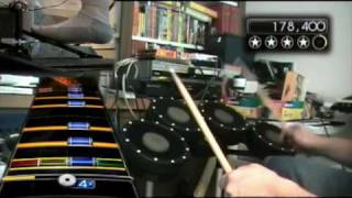 2 Minutes To Midnight Expert Drums Rock Band 5*