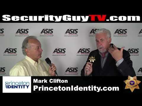 #508 PrincetonIdentity.com with Mark Clifton at #ASIS17 Dallas, Texas