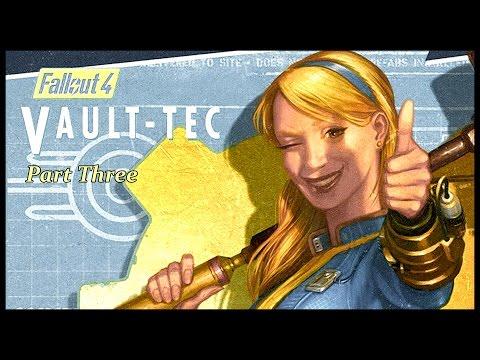 Fallout 4 - Vault Tec Workshop DLC #3 |