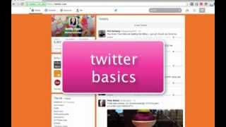 Twitter Basics (How to Tweet, Retweet, Reply and Favorite)