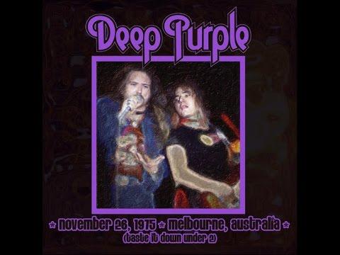 deep purple w tommy bolin festival hall melbourne australia 11 26 75 youtube. Black Bedroom Furniture Sets. Home Design Ideas