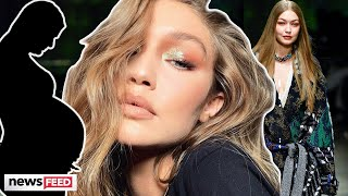 Gigi Hadid Gets Candid About Modeling While Pregnant & Plastic Surgery