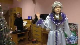 Новый год 2017 в детском саду Теремок