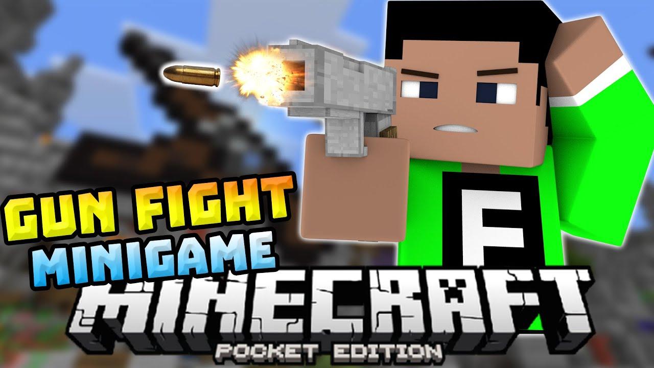 MCStrike - Minecraft Gun Server!