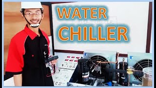 Download Prinsip Kerja WATER CHILLER (Faizal Anggi T, S.Pd)