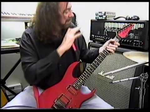 Rock Guitarist Clark Colborn digs his Randall Amp