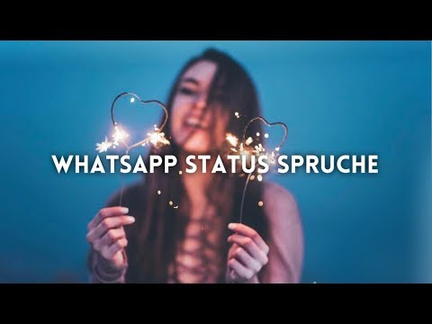 +100 WhatsApp Status Sprüche