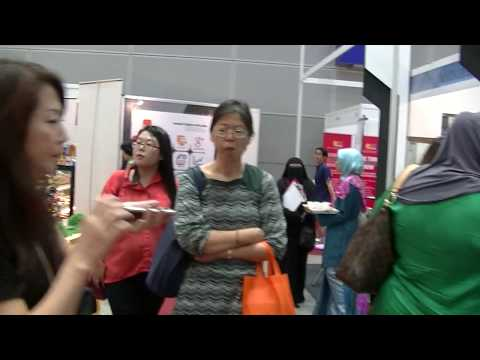 Day 2, Malaysian International Food & Beverage Trade Fair 2016, FullVideo