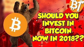 Should you invest in bitcoin (BTC) in 2018|#Marketreview