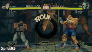 How To Unlock Akuma Street Fighter IV 4 Xbox 360/Ps3 Video HD