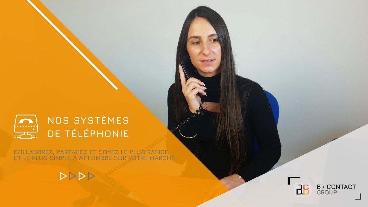 Découvrez nos systèmes de téléphonie VOIP