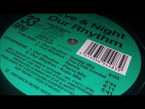 Eve & Night - Our Rhythm (Piano Mix)