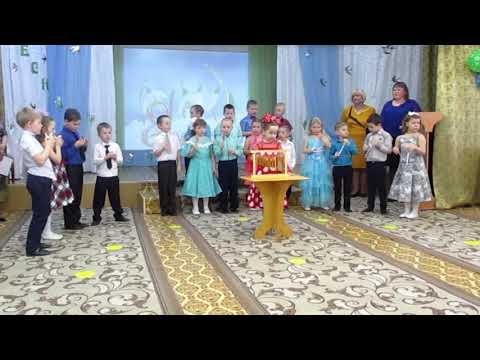 """Оркестр """"Весенний вальс для мамы"""" муз.руководитель Смирнова Е.Ю."""