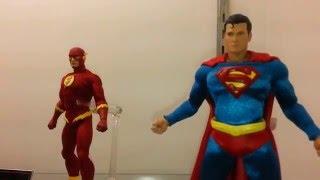 Toy Fair 2017 New York Toyfair Batman v Superman Mezco toyz toys ONE:12