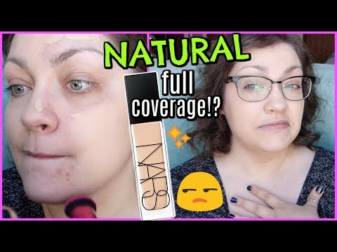 Let's Test!: NARS Natural Radiant Longwear Foundation from YouTube · Duration:  17 minutes 7 seconds