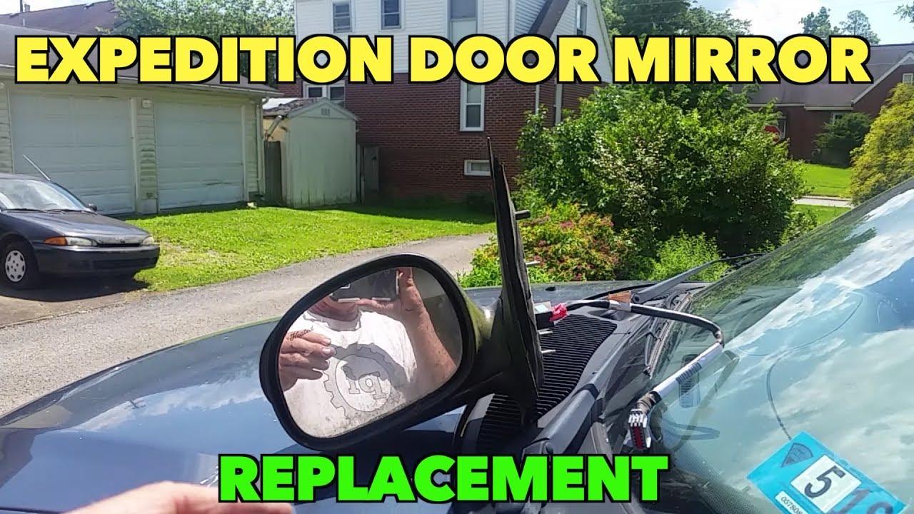 Expedition Door Mirror Replacement 1995 2005