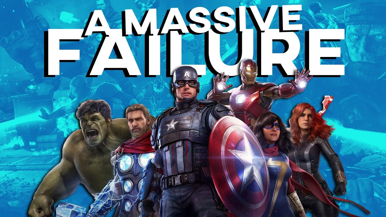 Download Marvel's Avengers - Why It Was a DISASTER