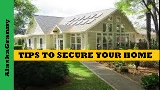 DIY Tips To Secure Your Home Increase Home Security