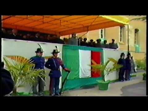 Cittaducale 1989   Scuola del Corpo Forestale dello Stato