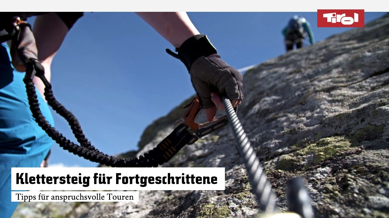 Klettersteig English : Klettersteig für fortgeschrittene tipps anspruchsvolle
