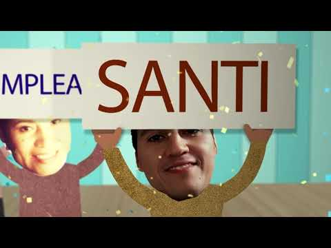 Cumpleaños 2019 Santiago