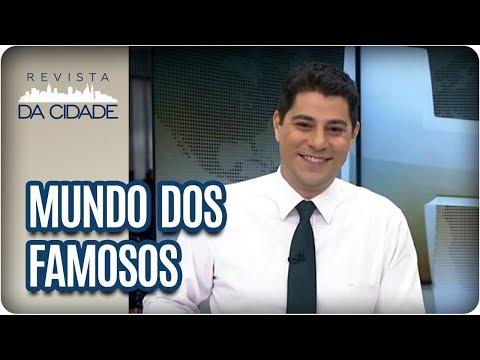 Evaristo Costa, Rodriguinho E Fernanda Souza - Revista Da Cidade (02/08/2017)