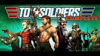 Let´s Test Toy Soldiers Complete 1 - [ PC | Deutsch | German | Gameplay | Let