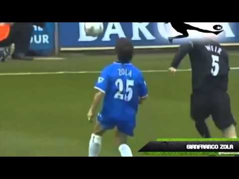 Gianfranco Zola history timeline, skills and goals