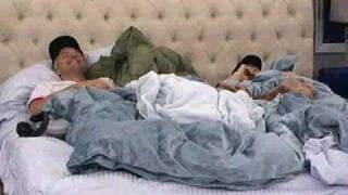 Will And Janelle Get Cozy In HOH Pt.1