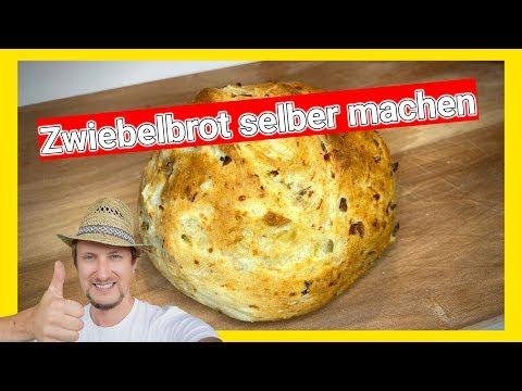 Dieses Brot Wirst Du Lieben! Italienisches Zwiebelbrot Selber Machen