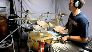 KORN - Fake - drum cover